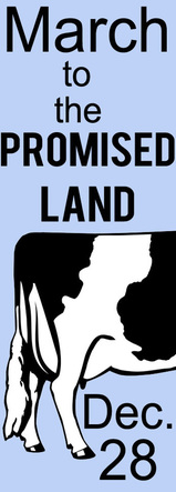 March to Promised Land