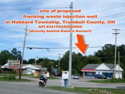 fracking waste injection wells could induce earthquakes in NE Ohio - permits must be revoked/denied